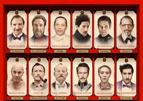 - Wes Anderson's The Grand Budapest Hotel (2014) is a magnificent spectacle of a farce that delights as it dazzles. It's our sincere pleasure to talk about it. You're invited to be an earwitness to us imagining Tilda Swinton helming her own Disneyland-ride-based movie franchise and the lengths Matt will go in order to get a bootleg copy of Feist covering Leonard Cohen. Ex Rated: Blowing the lid off Big Eye since 2017.