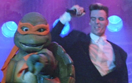 - Revisiting childhood favorites can be a delightful stroll down memory lane. Or, as in the case of Teenage Mutant Ninja Turtles II: The Secret of the Ooze (1991), it can be a squirm-inducing slog down embarrassment avenue. Insipid dialogue, inexplicable characters, and a feeble anticlimax all add up to a less-than-radical movie-watching experience, dude. Join us as we discuss Ryan's garden party molestation, Matt's mop infatuation, and the enduring relevance of pizza this week on Ex Rated Movies!