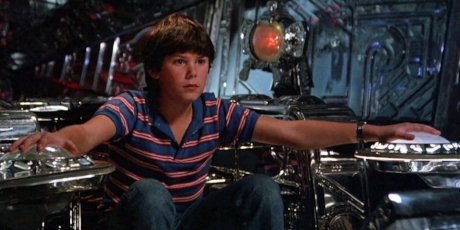 - In our continuing exploration of movies that shaped our childhood, a  hat-tip to the Large Marge Sent Us podcast, we turn to the mid-80's  Disney channel staple, Flight of the Navigator (1986). While  not exactly a stellar movie, this sci-fi mystery adventure is not the  mortifying mess that Ryan feared it would be. And though the Exes might  not agree on whether the ship looks like a sleek walnut or an unholy  marriage between a cantaloupe and a bike helmet, they do concur that the  Alan Silvestri soundtrack is totally cowabunga. Mashed skin-on figs,  fraternal role-reversal, and hair inconsistencies out the wazoo this  week on Ex Rated Movies!