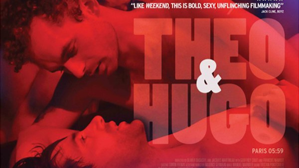 - Now that January 2019 has tumbled through the choke point of the  hourglass, we return to our regularly scheduled programming with the  terribly-titled, French New Wave-referencing, real-time homo-romance, Paris 5:59: Théo and Hugo (2016). Similar to Weekend  yet wholly singular, this film manages to capture those ineffable  feelings that come with a newfound attraction without censoring the hot  sex that can spark it. Join us as we discuss our kitchen sink drama  proclivities, the banality of civilization, and BFE this week on Ex  Rated Movies!