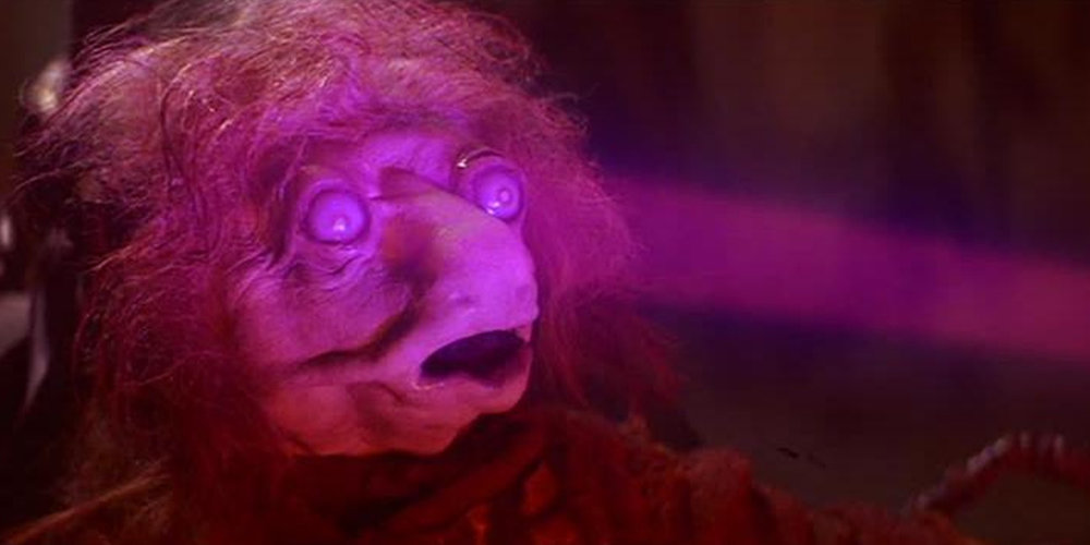 - After a wildly successful television show and two equally successful movies, Jim Henson arguably reached his creative pinnacle with The Dark Crystal (1982). This high fantasy spectacle is a sumptuous cornucopia of imaginative design, meticulous craftsmanship, and mad puppet skills. Doing it for real never looked so good! Join us as we discuss made-up languages, bug faces, and Tim Burton's unusual dating scheme this week on Ex Rated Movies!