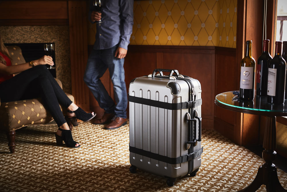 VinGardeValise - Introduces New Innovations for Wine Travel Industry