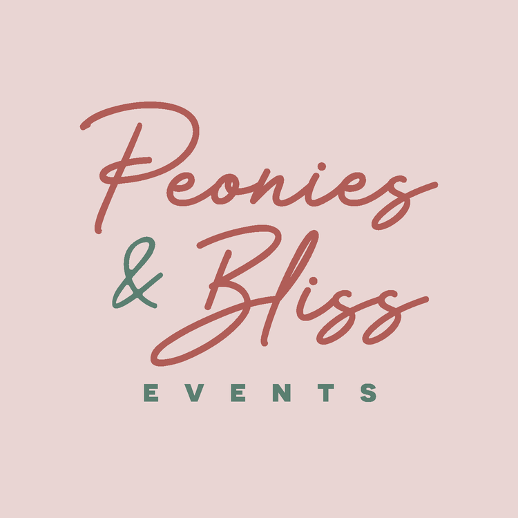 PEONIES & BLISS EVENTS