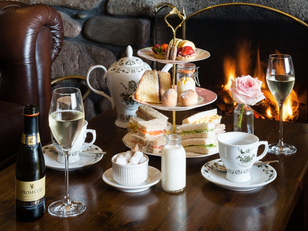 Afternoon Tea at Nicky Tam's - The ideal way to celebrate a special occasion