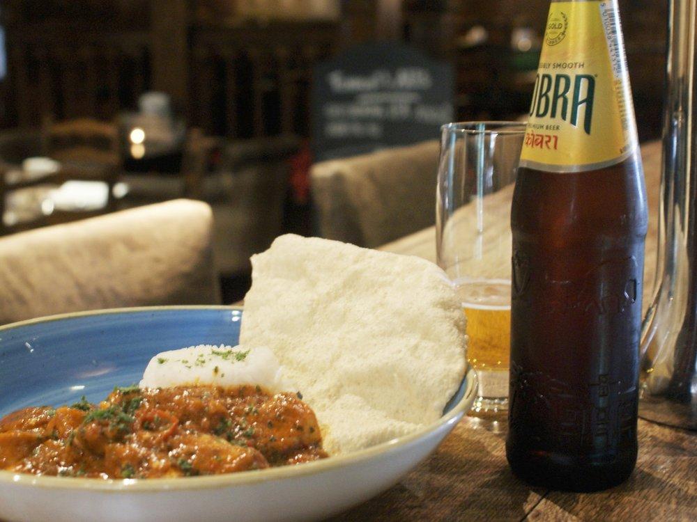 Wednesday Curry Night -