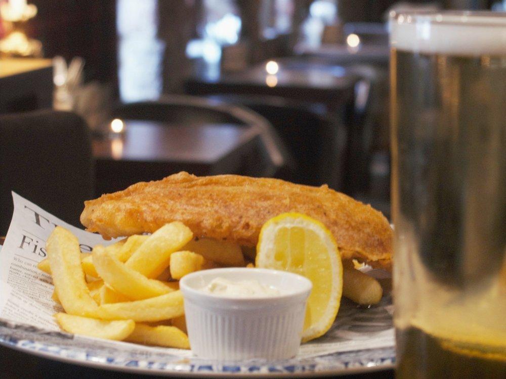 Fish & Chips Thursday -