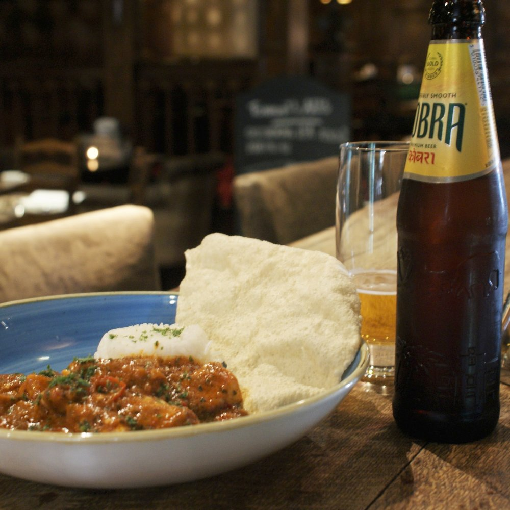 Wednesday Curry Night - Looking for a midweek treat?
