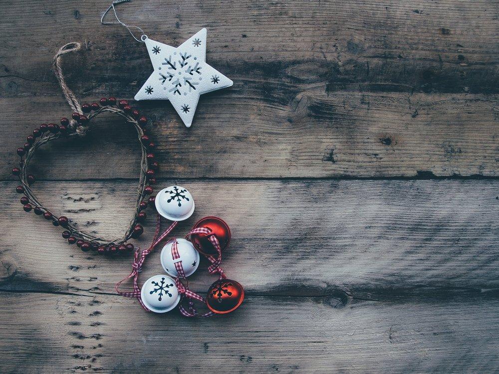 Christmas & Hogmanay 2017 -