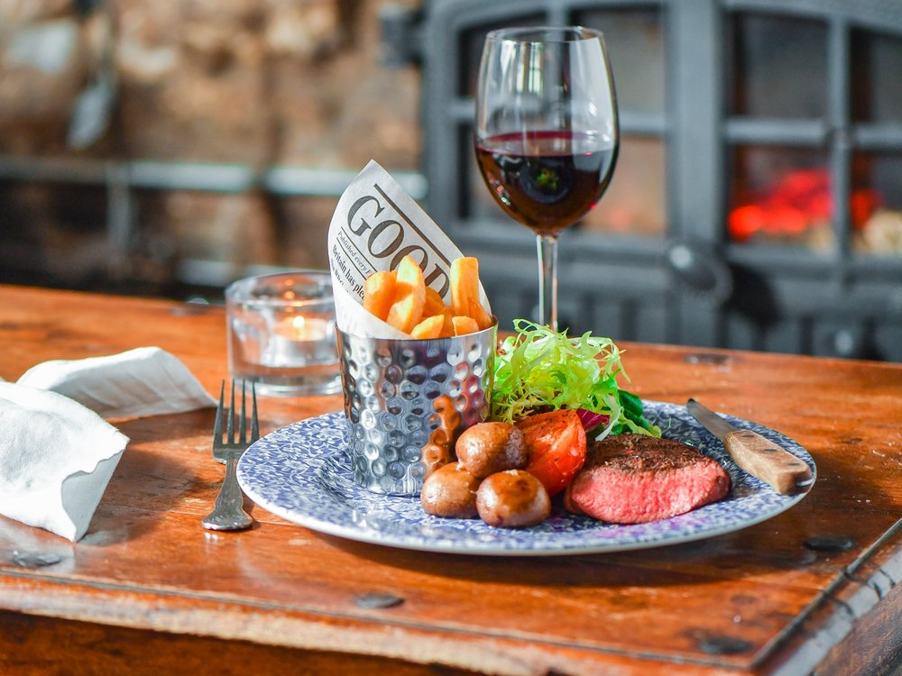 Steak Night Friday - Just £38 for 2 people