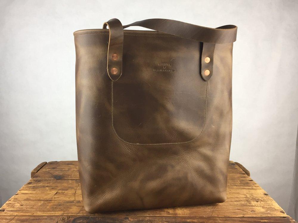 Pull Up Tote Bag - Starting at 275.00