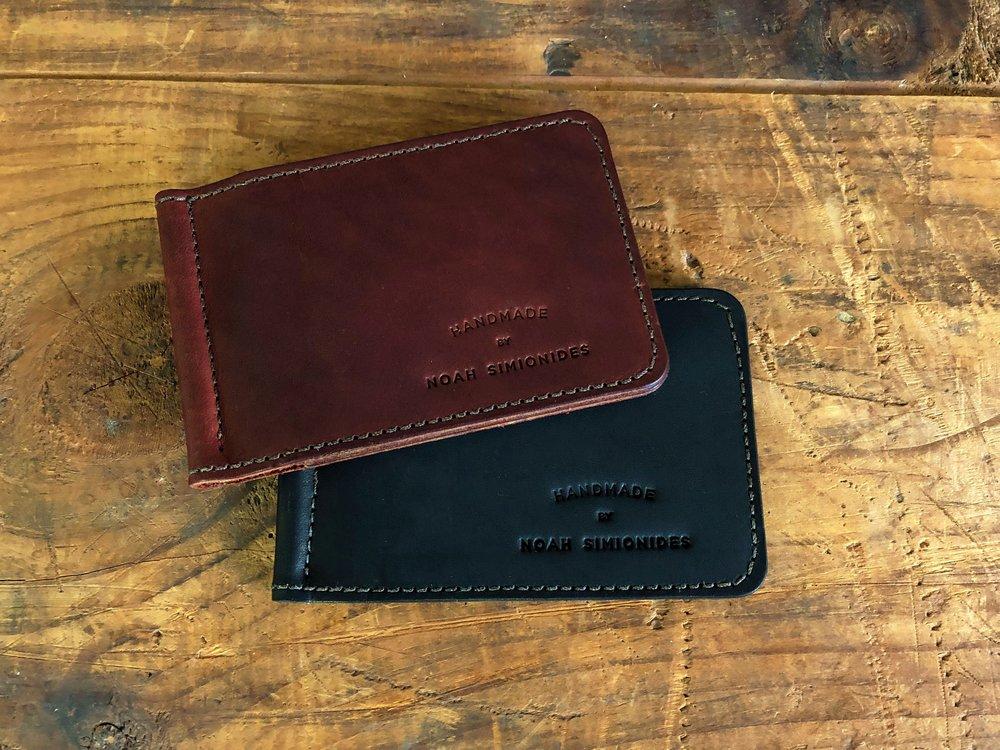 Spring Clip Wallet - 50.00
