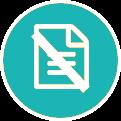 Papierloser Arbeitsplatz - Durch die digitale Abbildung des Prozesses wurden Fehlerquellen, wie Medienbrüche, eliminiert und die Prozesse automatisiert.