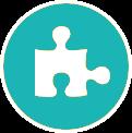 Einfache Integration - Die Integration in die bestehende IT-Landschaft erfolgte problemlos mittels Schnittstellen. Auch physisch ließ sich die pickFinder-Lösung einfach in die bestehenden Regalsysteme integrieren.