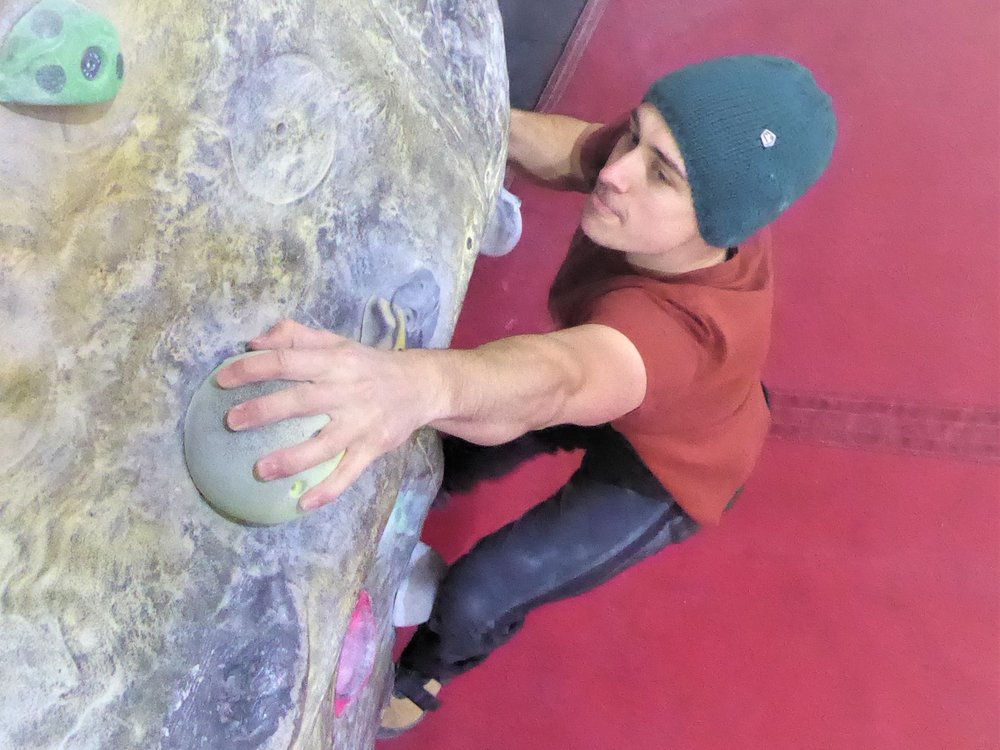 Wave Skills - Learn the dark art of bouldering on the wave