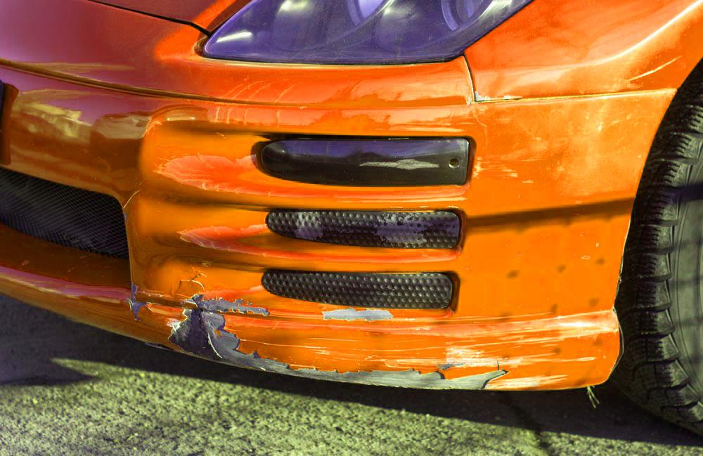 Accident Repairs -