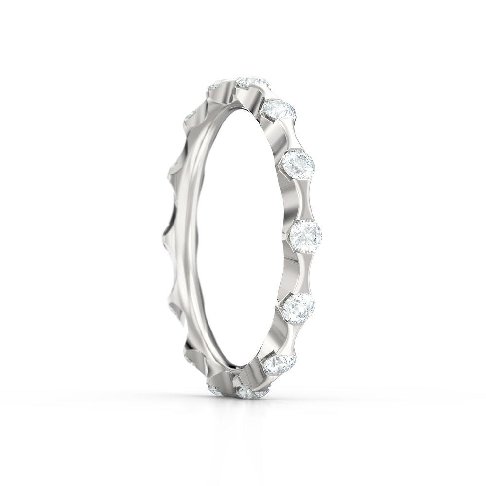 Unique Diamond Eternity Rings | Hatton Garden