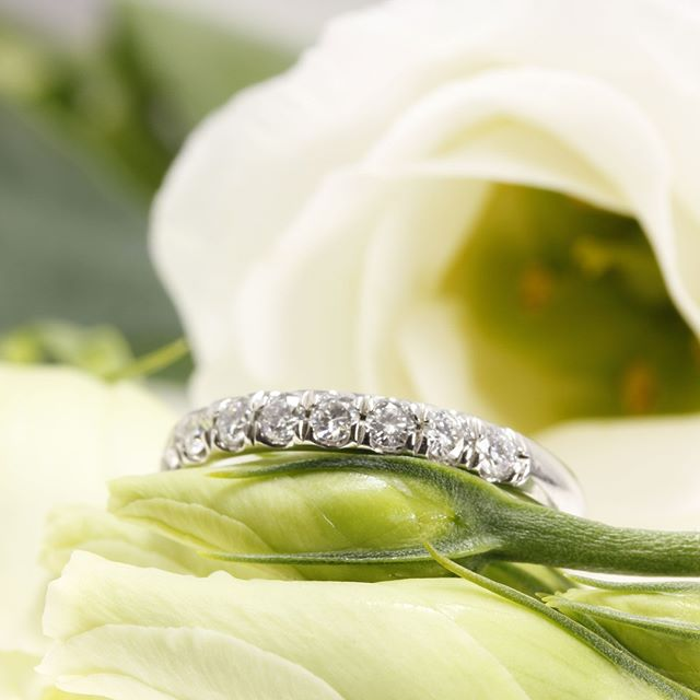 Hand-made to order in our Hatton Garden studio. Our eternity rings are designed to be web-fit with our engagement rings and are available in platinum, yellow gold, rose gold & white gold along with a stunning range of settings and diamond shapes. View the collection at http://www.lovefinediamonds.co.uk  #jewellers #hattongarden #london #wedding #weddinginspiration #weddingrings #engagementrings #weddingbands  #photooftheday #love #jewelry #jewellery #handmadejewelry #engagementring #fashion #eternity #eternityring