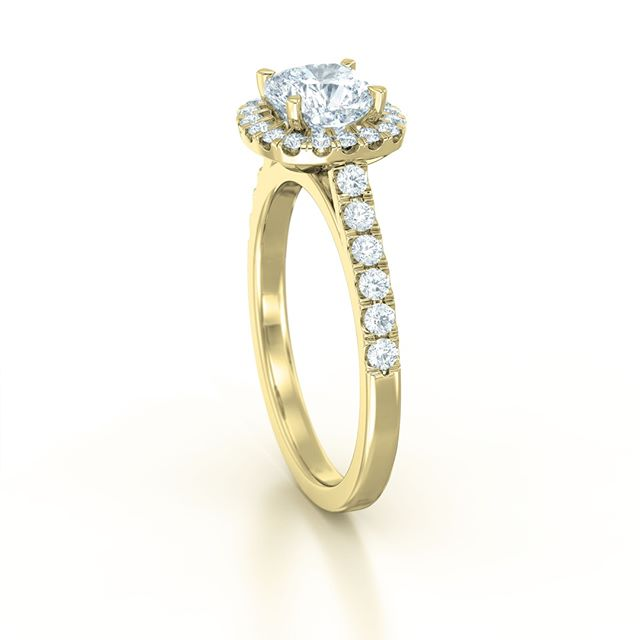 Priding our selves on our unique contemporary designs, the addition of a halo of diamonds encompassing a central stone adds emphasis on size, whilst contributing a delicate fine detail to the overall design. Book an appointment and visit our Hatton Garden studio today to view our selection of GIA certified conflict free diamond halo engagement rings.  Visit http://www.lovefinediamonds.co.uk to visit our studio.  #jewellers #hattongarden #london #wedding #weddinginspiration #weddingrings #engagementrings #weddingbands #photooftheday #love #eternityring #eternityring #handcrafted #fashion