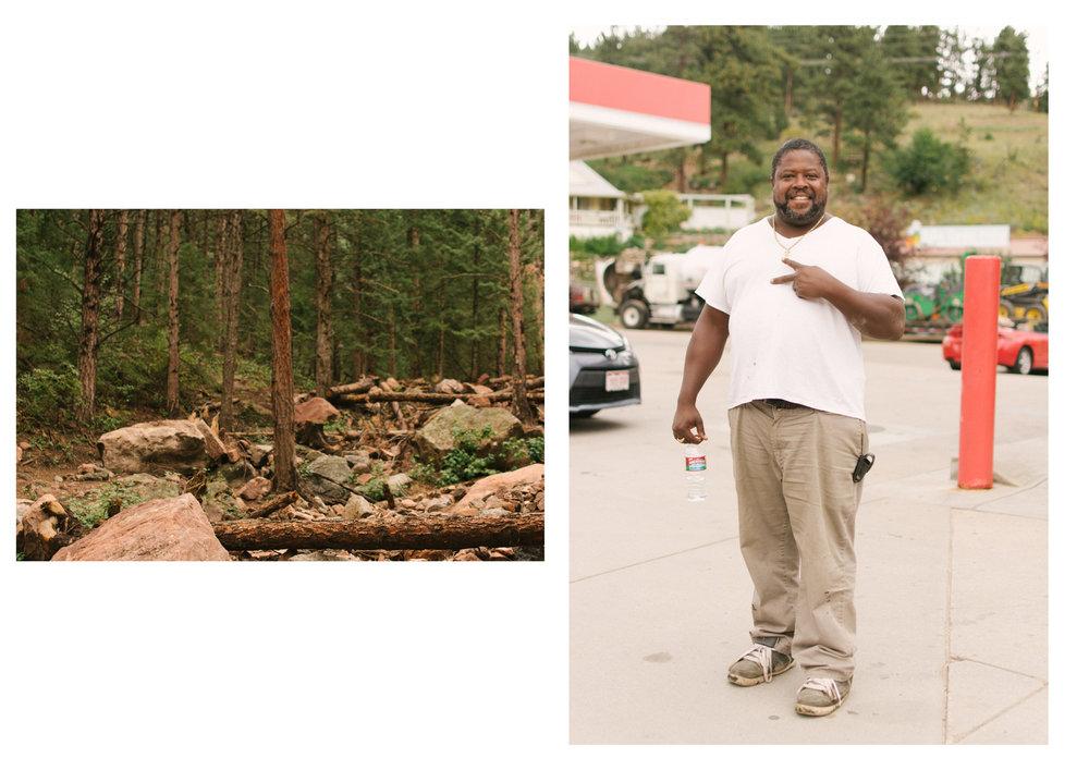 Woods and Bob
