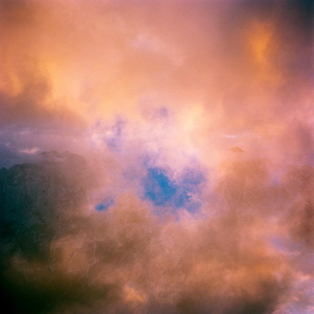 Cloud Hidden