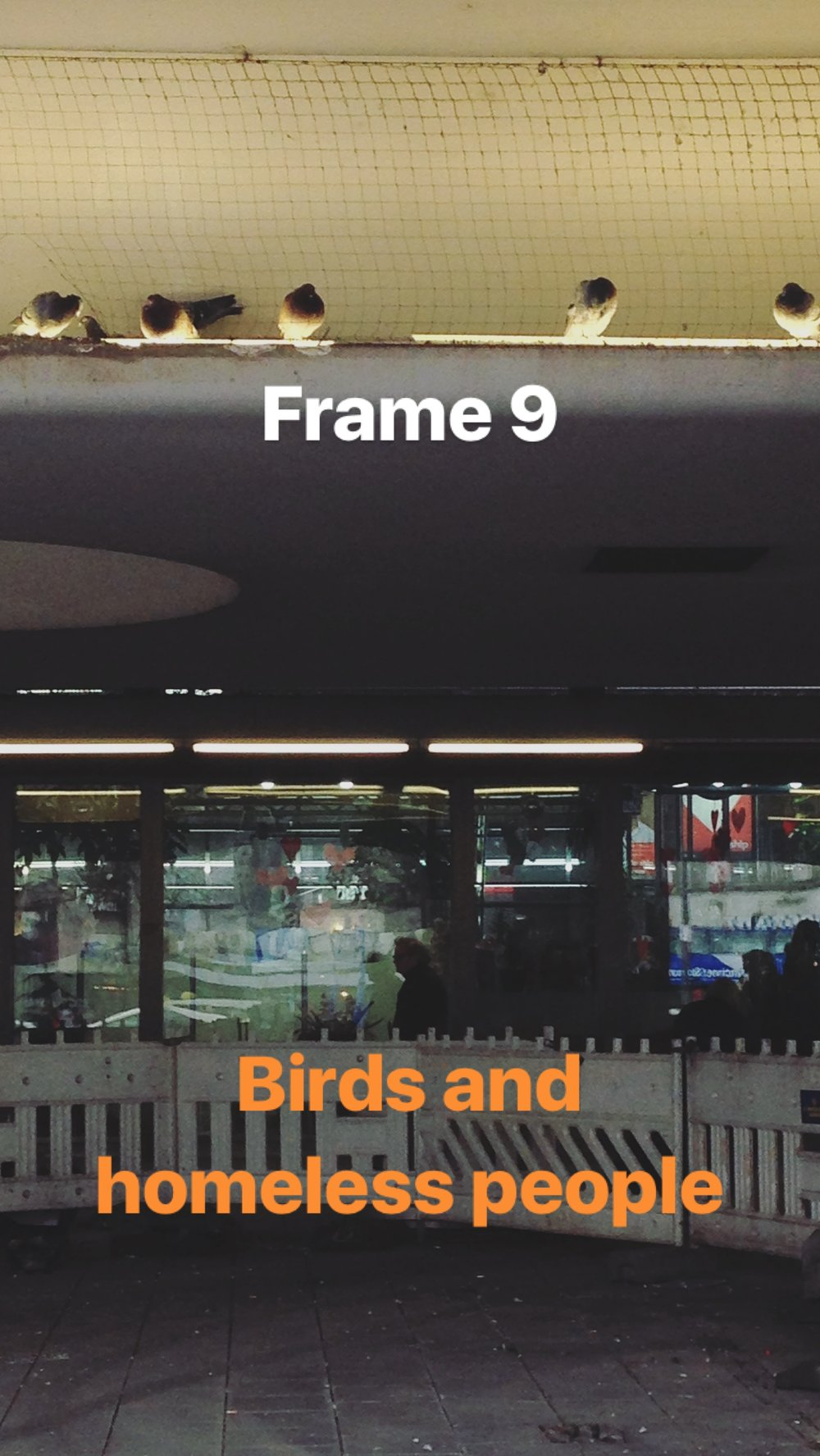 Instagram Story Photo Frame 2