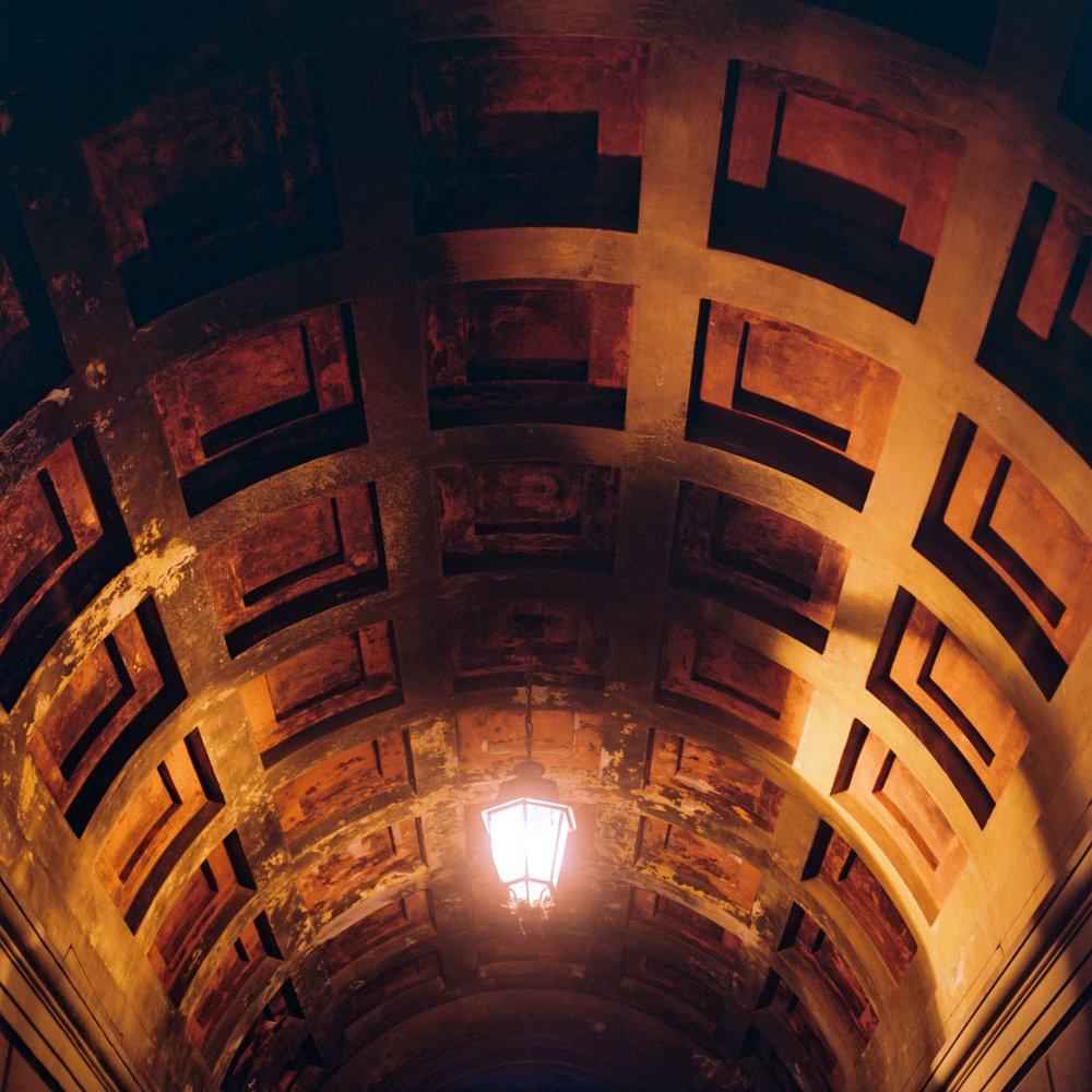 Tunnel de lampe