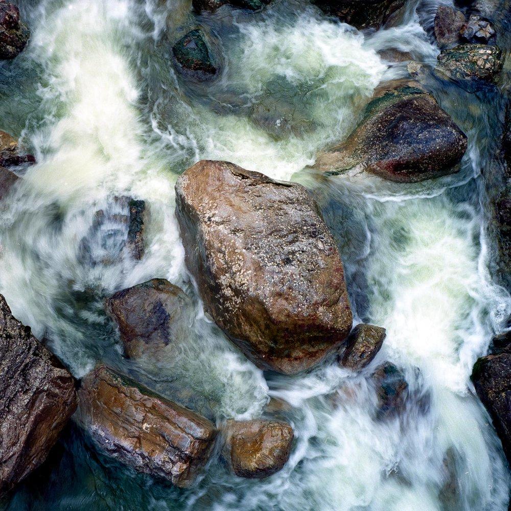 Kuhflucht Fluss