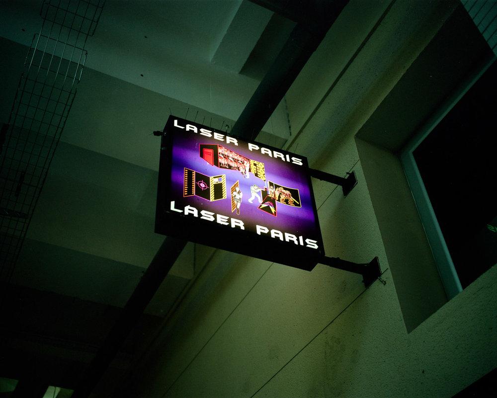 Laser Paris