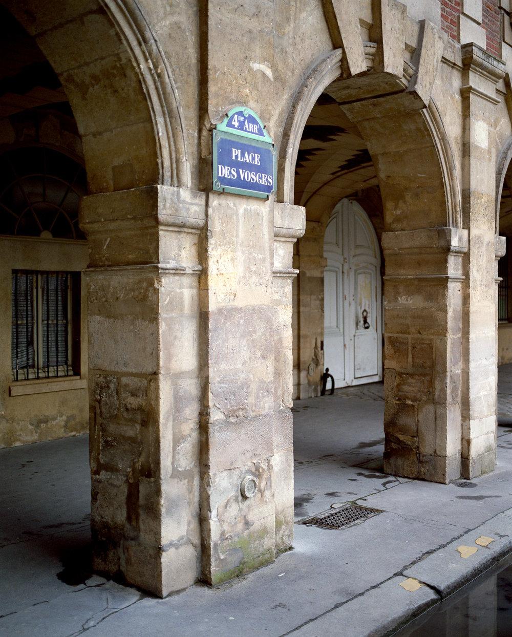 Place des Vosges No.8