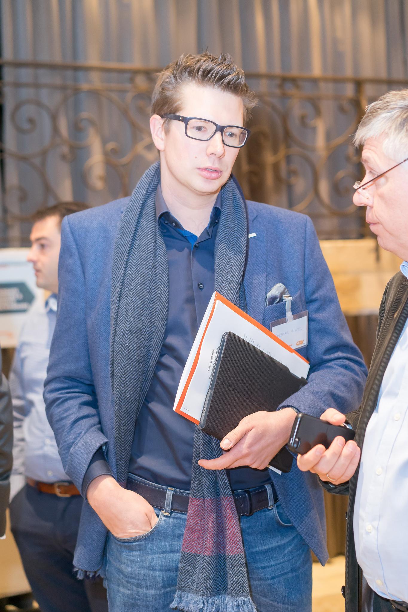 Thomas Vints burgemeesterstop