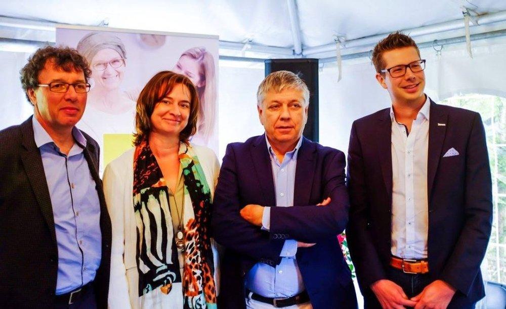 Opening Zorghuis Limburg Thomas Vints