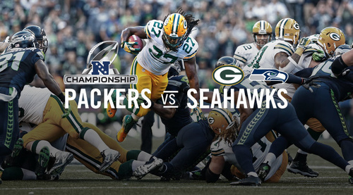Packers vs Seahawks