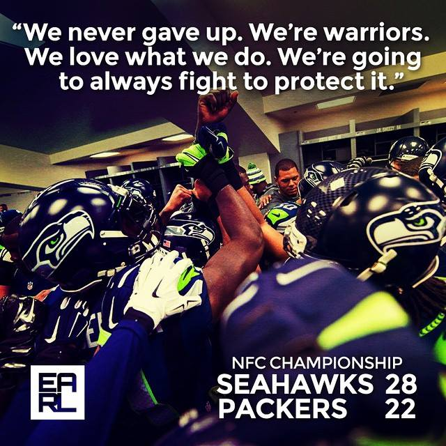 Seahawks Never Give Up