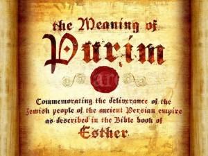 Purim-Esther