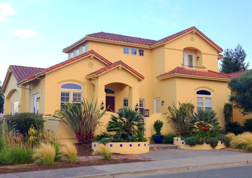 Home of the Reclaim Identity Retreats in Santa Rosa, CA.
