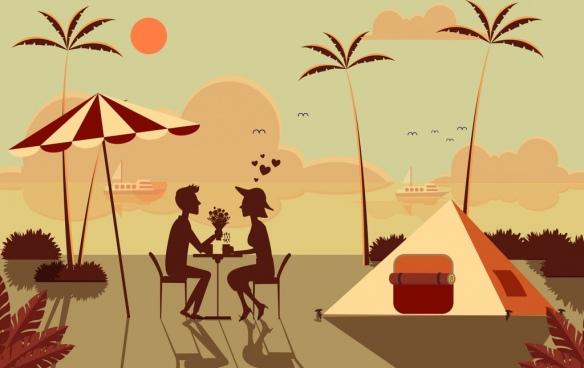 romantic-date-background-love-couple-beach-icon-silhouette-decor-cover.png