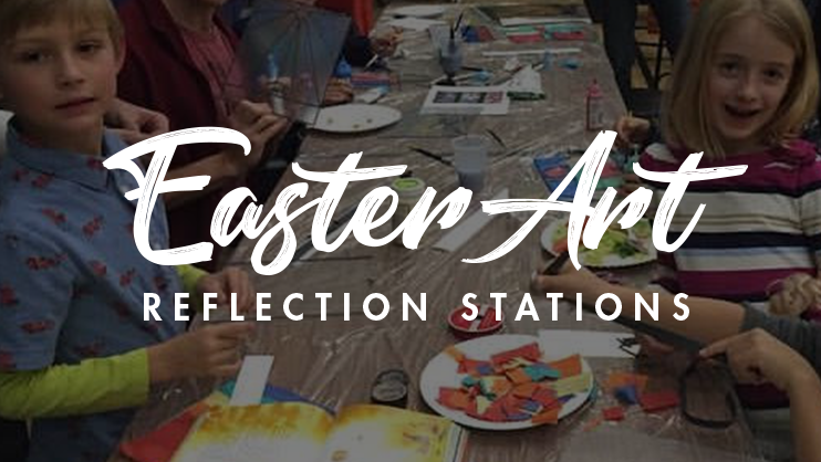 In the run up to Easter each year, we spend time reflecting on Christ's resurrection with our kids after a service.   Visit FB to see our upcoming events.