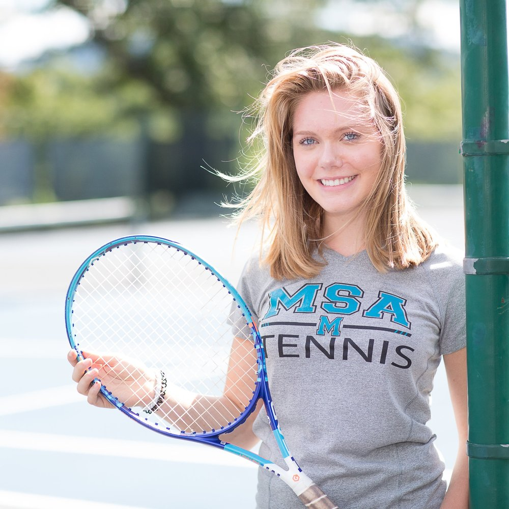 TENNIS MSA tennis is coached by tennis professional Don Patrick and is developing players from novice to experienced levels