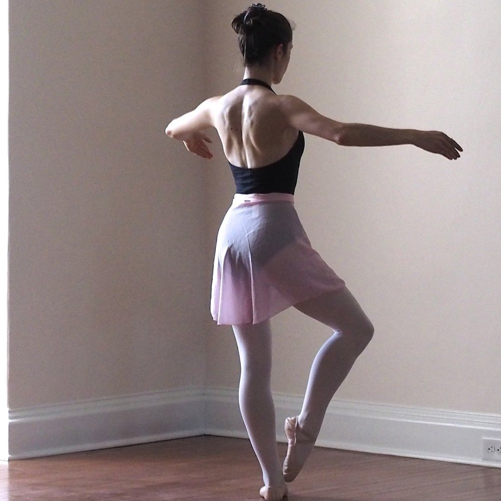 BALLET On point! MSA's new dance studio is home to a beginner friendly ballet program for girls and boys.