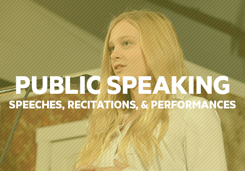 The Art of Public Speaking - Learn more about how MSA students become confident and comfortable orators.