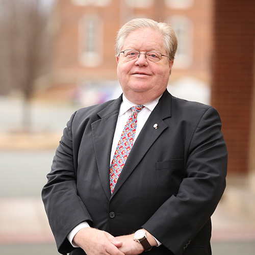 Bradley Bodager  Director of Institutional Advancement