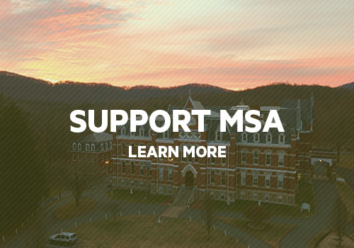 + GIVE BACK TO YOUR ALMA MATER - + Advance the institution+ Visit the Hill