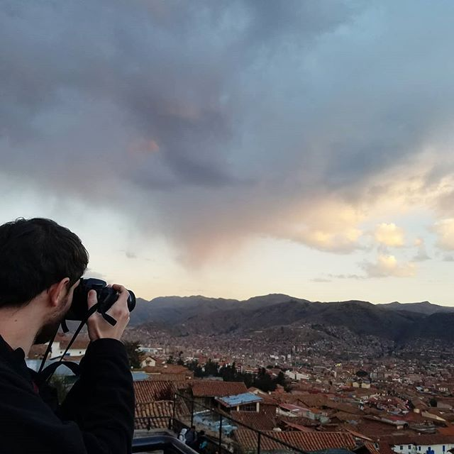 Let's keep this up as long as our hearts are beating ❤ . . . . . #cusco #peru #🇵🇪 #views #love #travelcouple #nomadlife #nomadcouple #exploreeverywhere #exploreeverything #exploretocreate #chasinglight #instatraveling #adventureisoutthere #adventure #roam #favorite #experience #justgoshoot #getoutside #theworldisyours #mundo #viajar #exploration #adelante