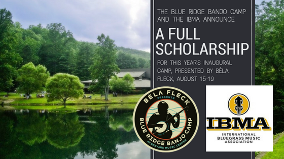 IBMA | Blue Ridge Banjo Camp