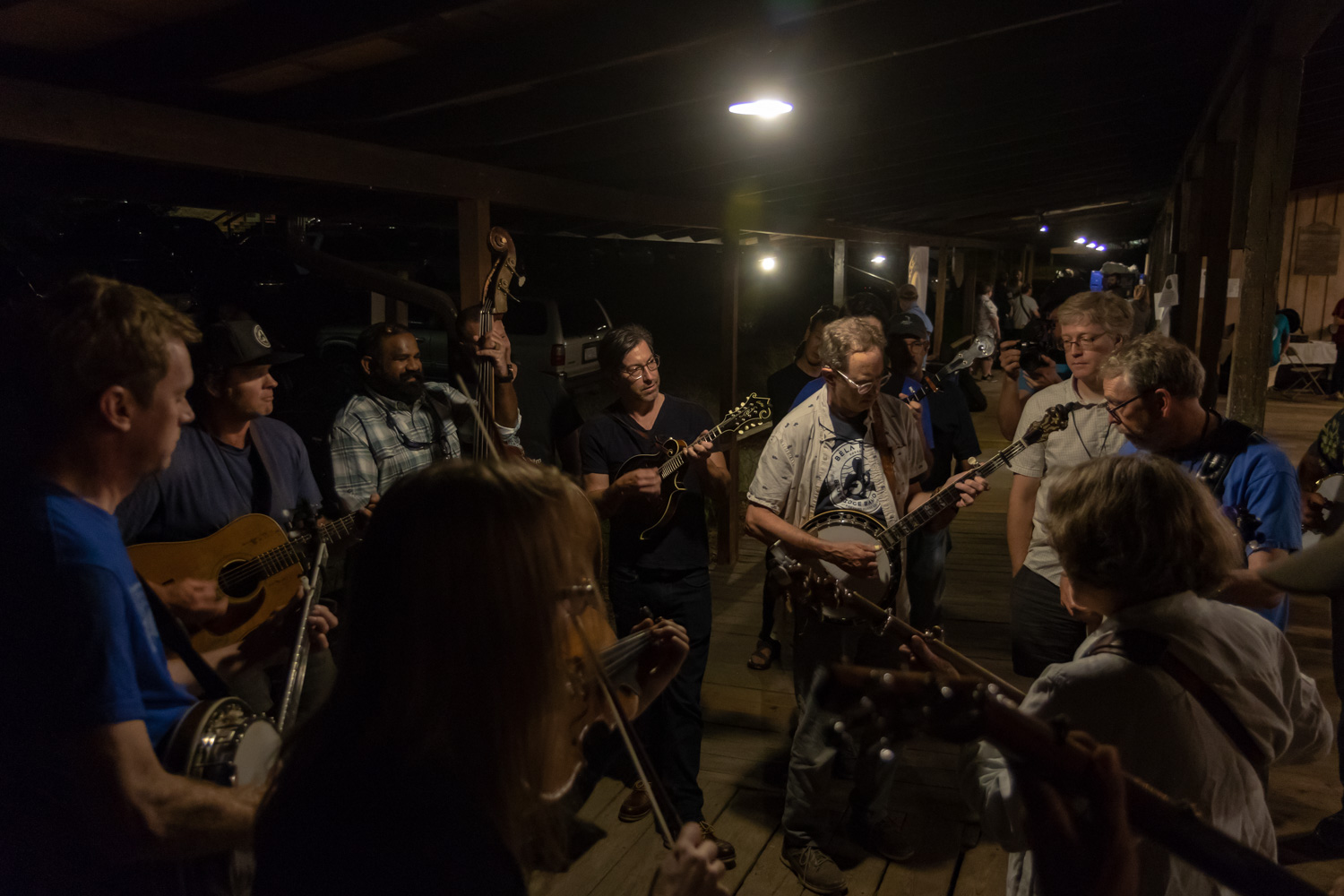 Bela's Blue Ridge Banjo Camp - Updated with review and