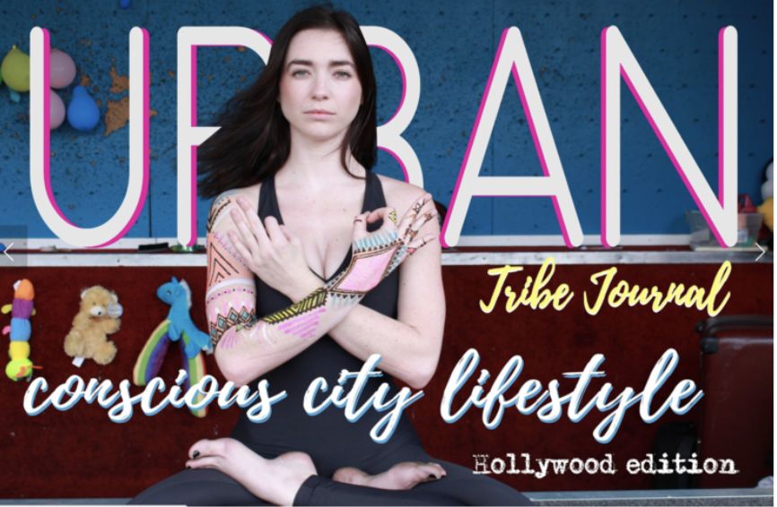 Urban Tribe Journal - Is a multi-genre publication that has merged yoga, conscious fashion, culture, women's issues, career, luxury and budget friendly lifestyles, social awareness and festival lifestyle articles into one.