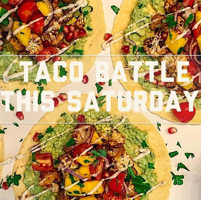 3 Tacos and 3 beers (or beverages) for a $20 donation ~ This Saturday at the C&S farm in Davie from 7-9 Plant Based Taco Battle featuring @dkpersonalchef with artists @jademaxx @lakshmicjewelry @eatvintagepops Doterra Oils and One on One with yoga teacher Barbie. For tickets go to link or www.thefarmdavie.com presented by Urban 108 LLC and ASP Foundation.  #tacos#vegan#plantbased#chefs#chefsmiami#tacobattle #yogalife#yogalifestyle