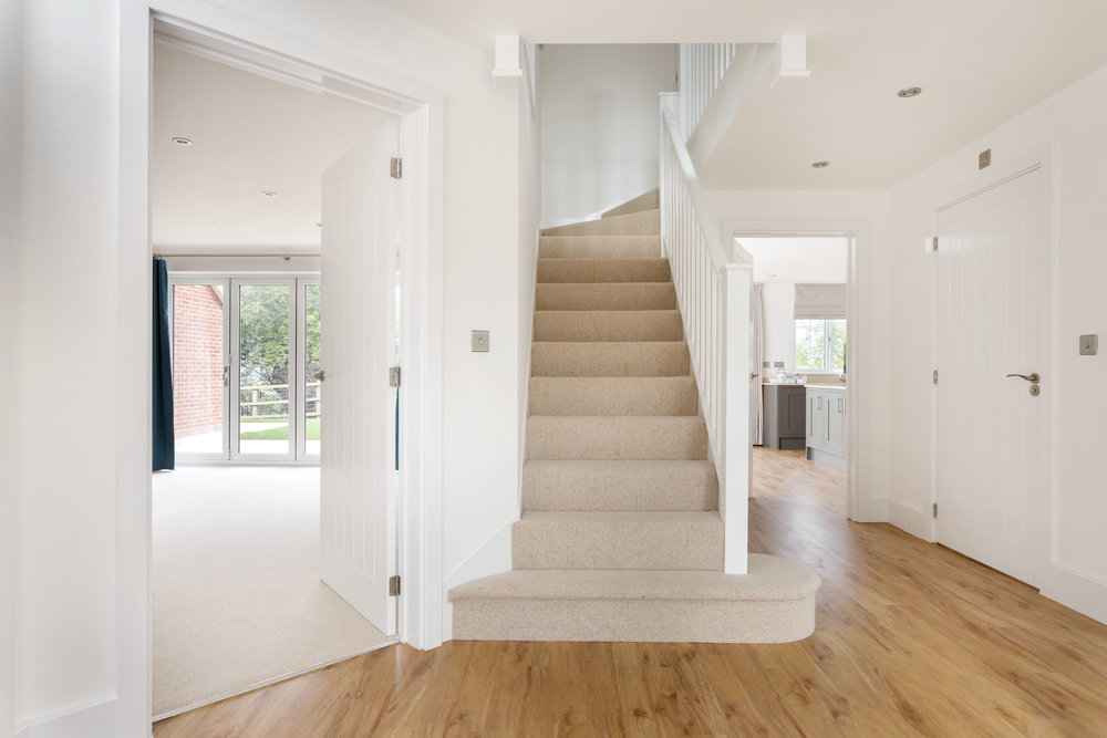 the layouts were thoroughly designed to enhance usable floor space, minimise circulation and create maximum value