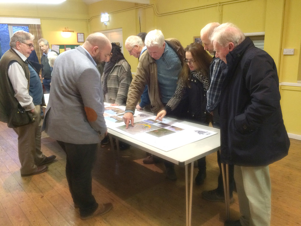 Zebra and Piper Homes hosted a very positive public consultation last night for a site at Ebrington in the Cotswolds. Great to see such a big turnout, with so many people passionate about their village. What a lovely village Ebrington is!