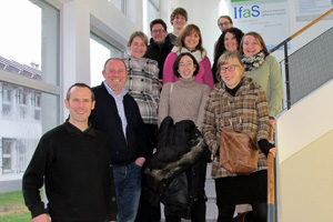 Renewable Energy Workshop, IfaS, Neübrucke, Germany